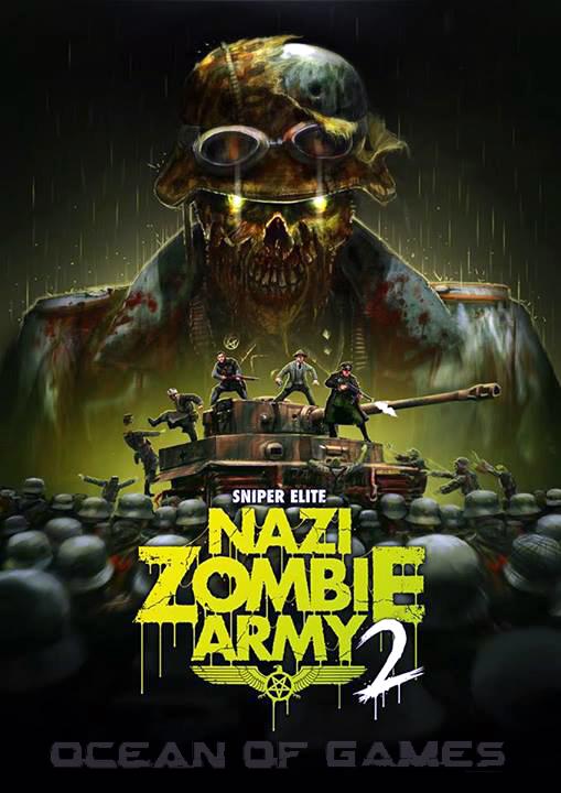 Sniper Elite Nazi Zombie Army 2 Free Download