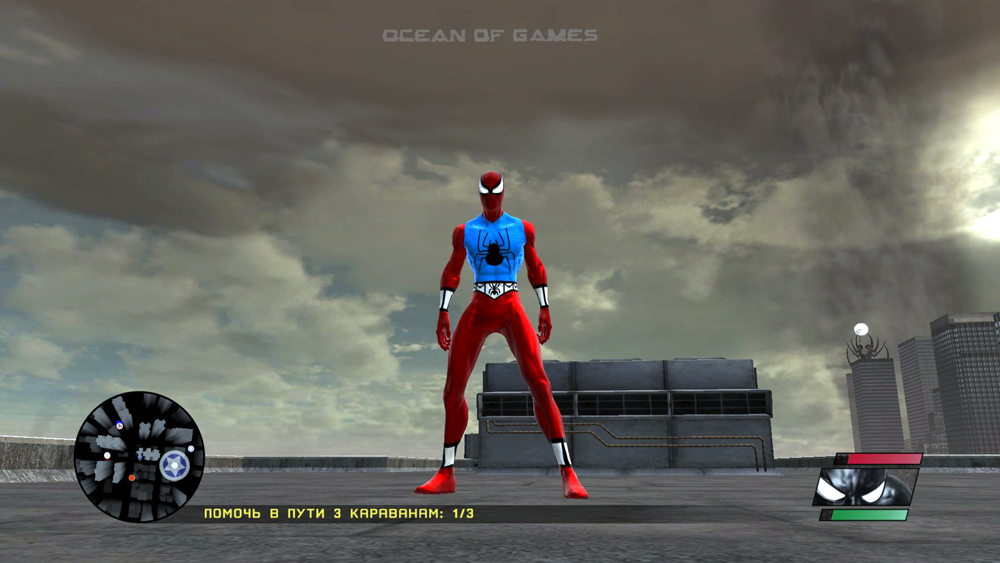 Spider-Man Web of Shadows Setup Download For Free