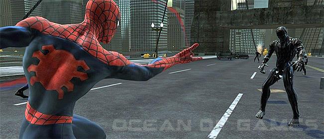Spider-Man Web of Shadows Setup Free Download