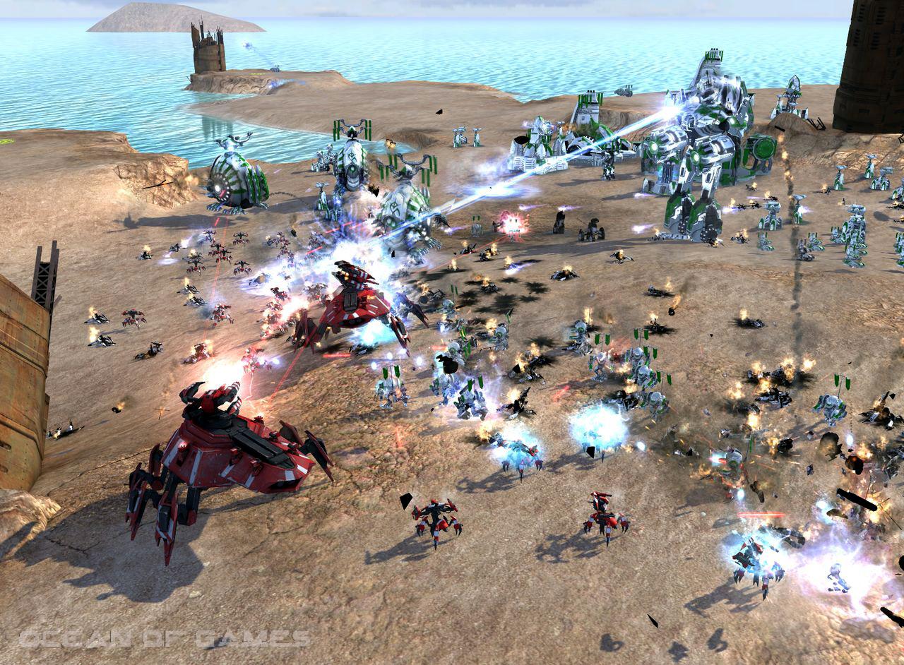 Supreme Commander 2 Download for Free