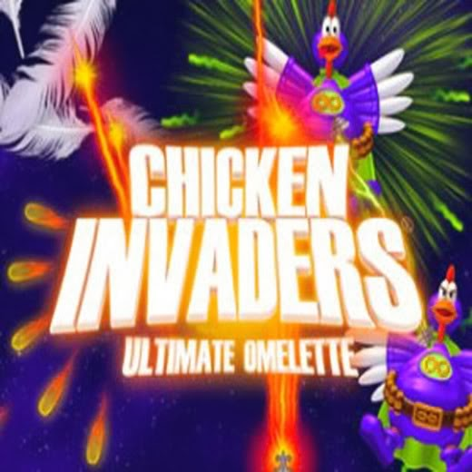 Chicken Invaders 4 Ultimate Omelette Free Download