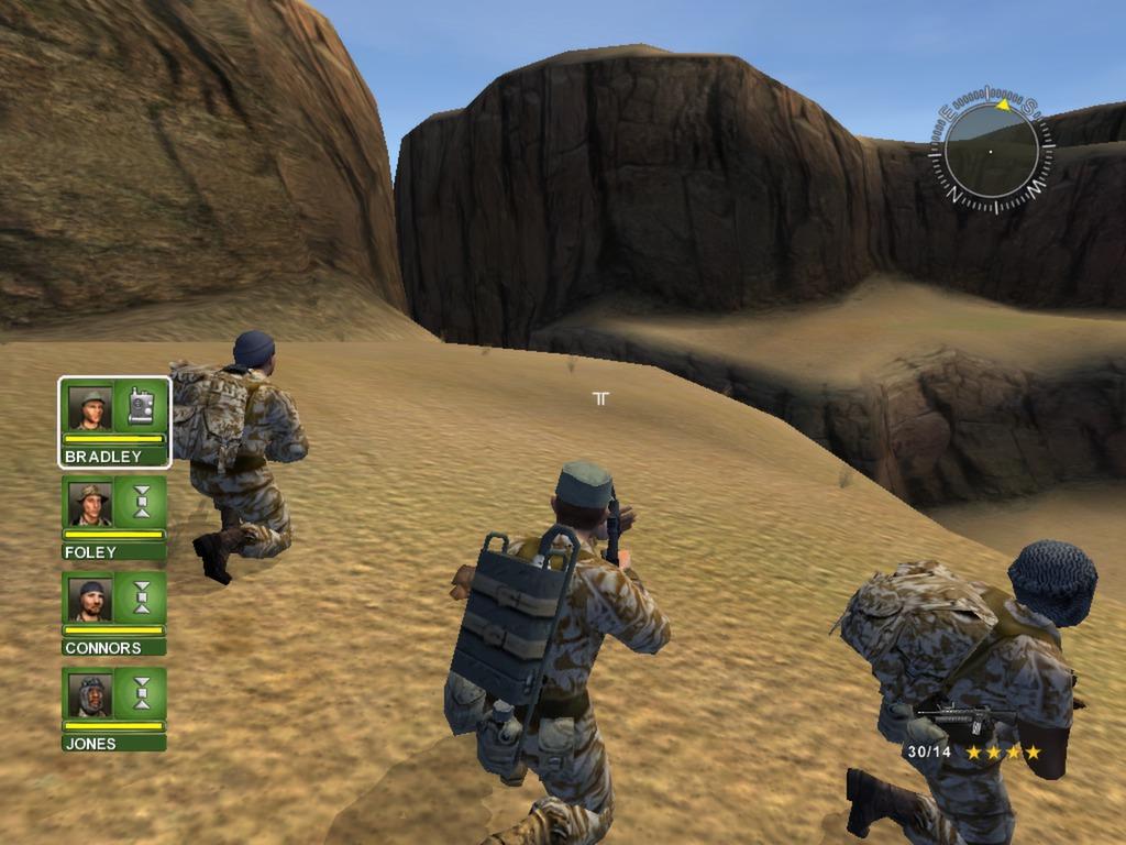 Conflict Desert Storm 1 PC Game