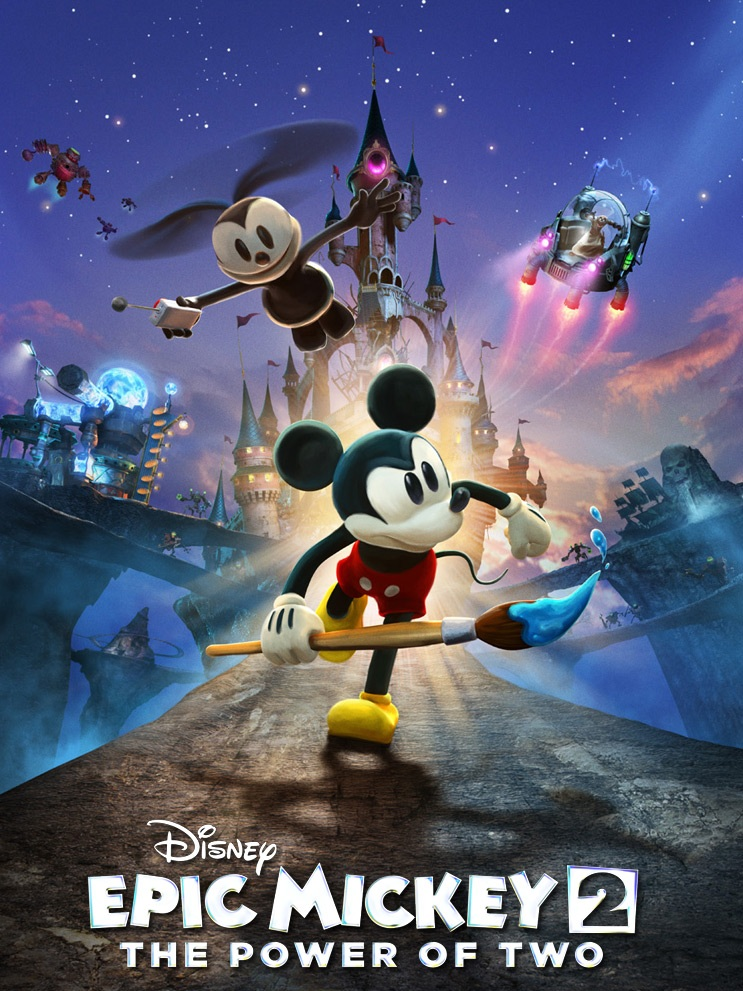 Epic Mickey 2 The Power Of Two Free Download