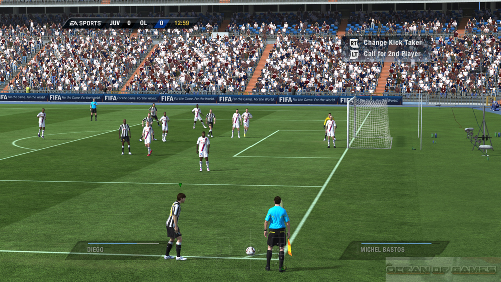 FIFA 11 Features