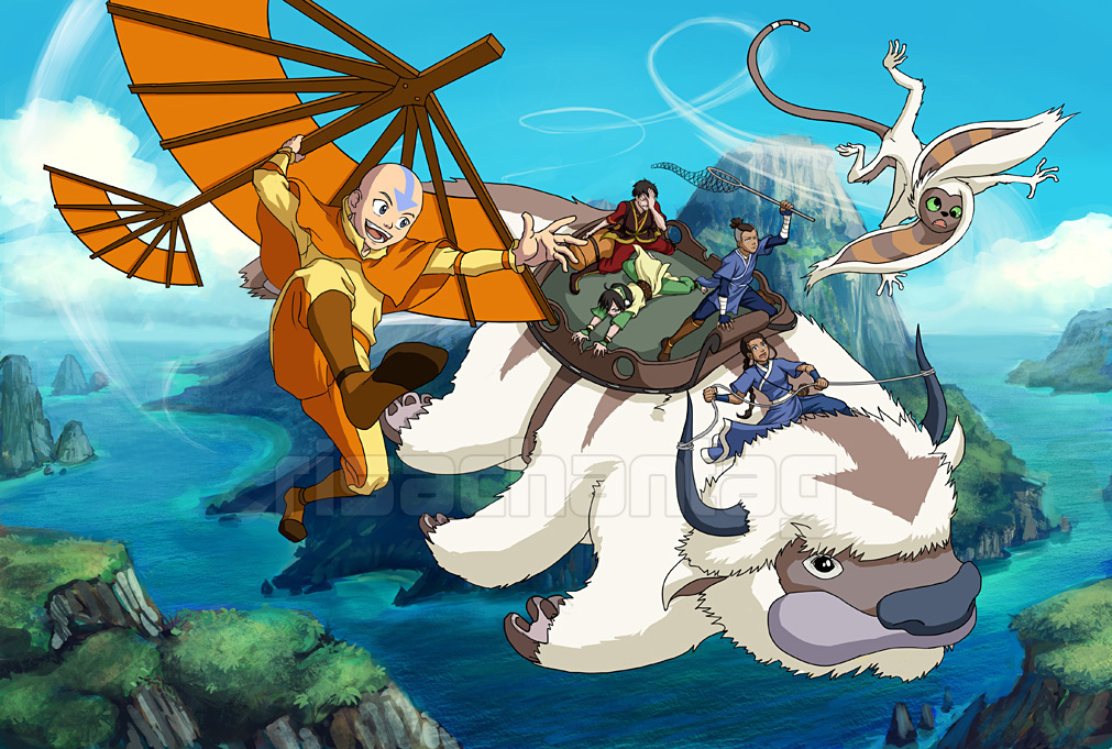 Free Download Avatar The Last Airbender PC Game