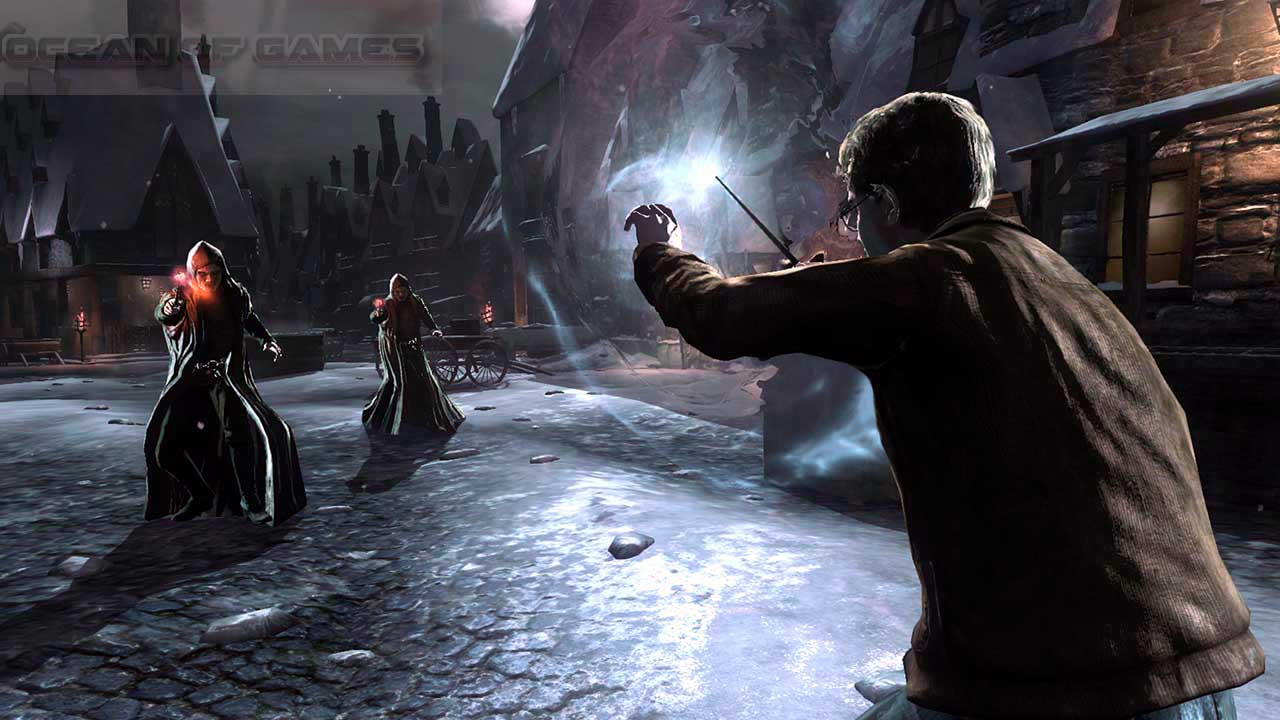 Harry Potter And The Deathly Hallows Part 2 PC Game Setup Free Download