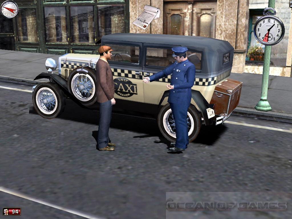 Mafia The City of Lost Heaven Game