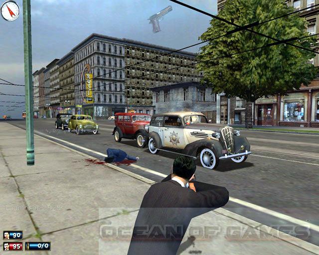 Mafia The City of Lost Heaven Setup Free Download