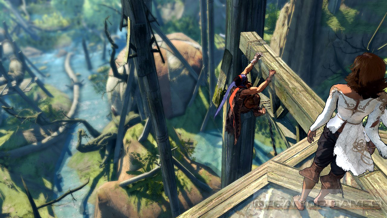Prince Of Persia Features