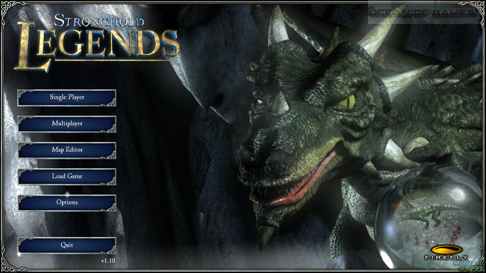 Stronghold Legends download for free