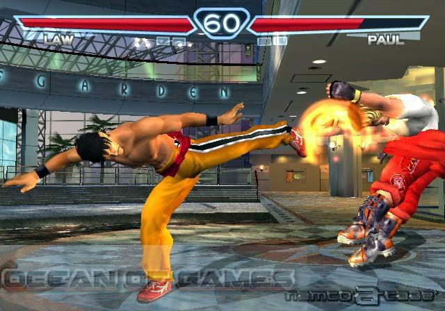 Tekken 4 PC Game Download For Free