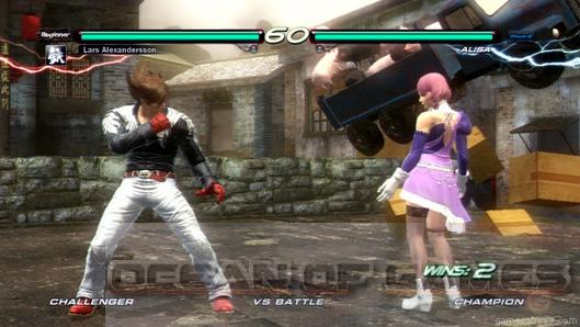 Tekken 6 Features