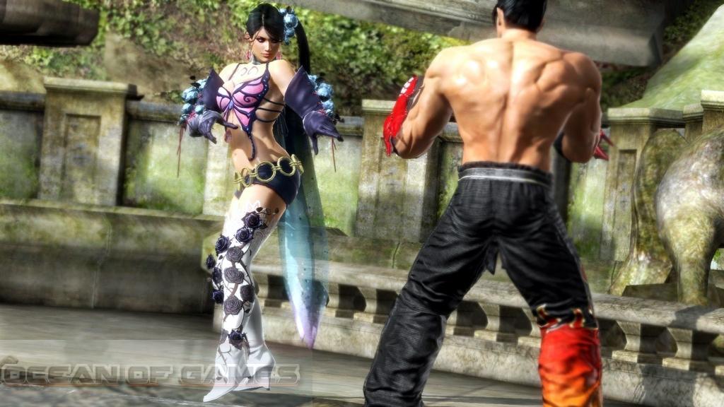 Tekken 6 Setup Free Download