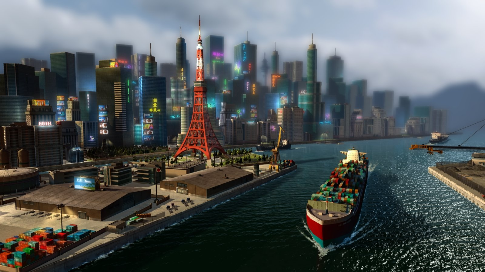 Transocean-The-Shipping-Company-Features
