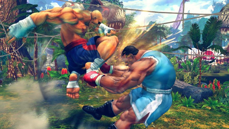 Ultra Street Fighter IV Free Setup