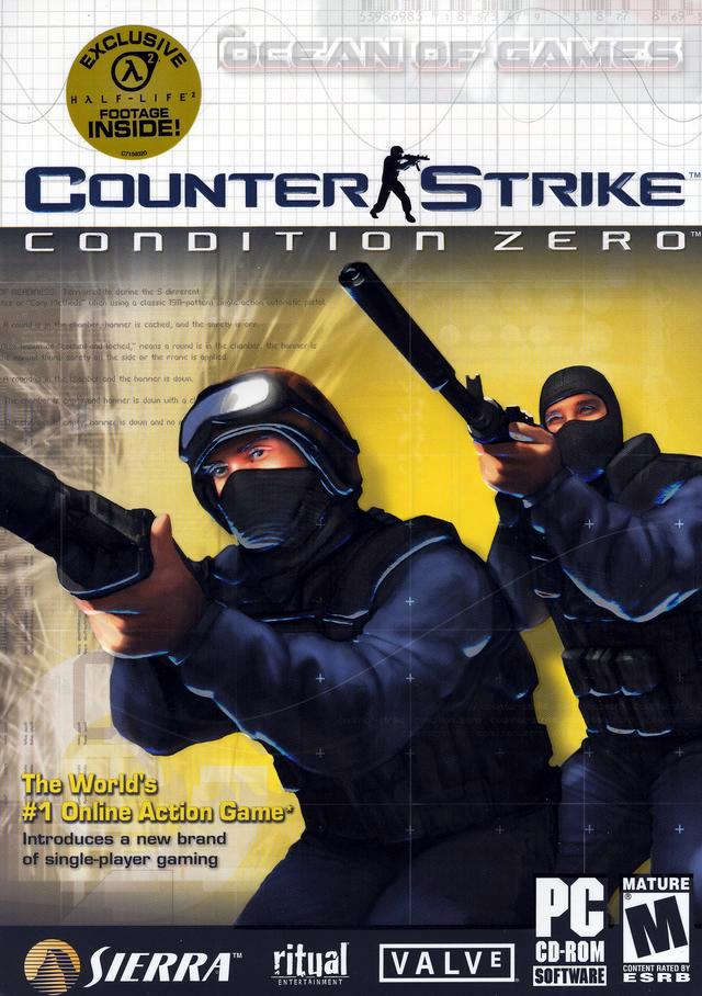 Counter Strike Condition Zero Free Download