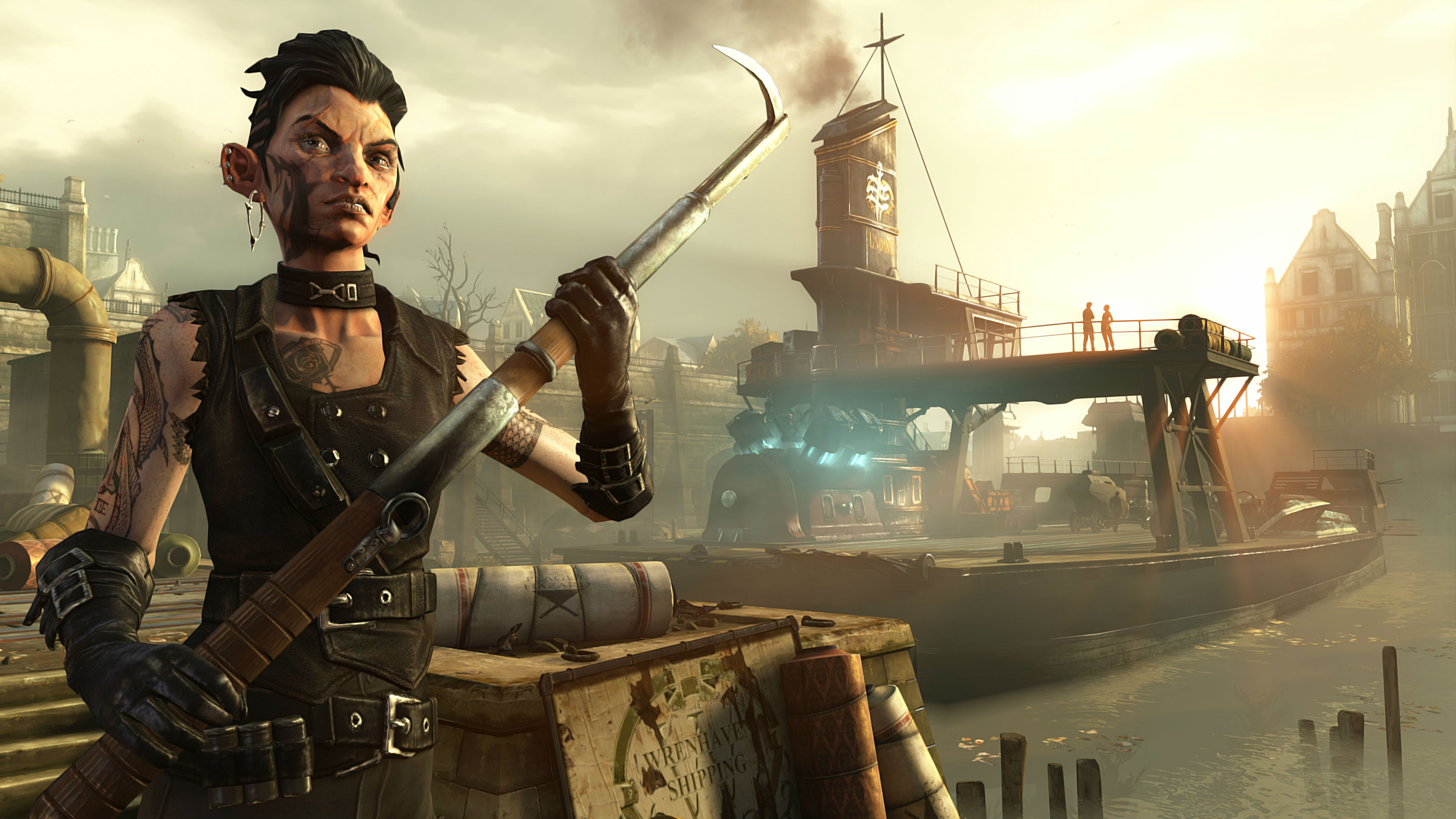 Dishonored-The-Knife-of-Dunwall-Free-Download