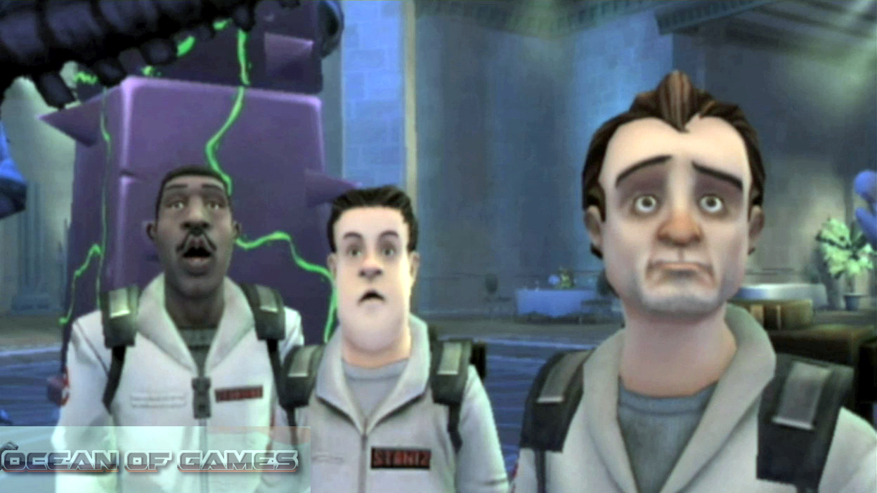 Ghostbusters The Video Game Features