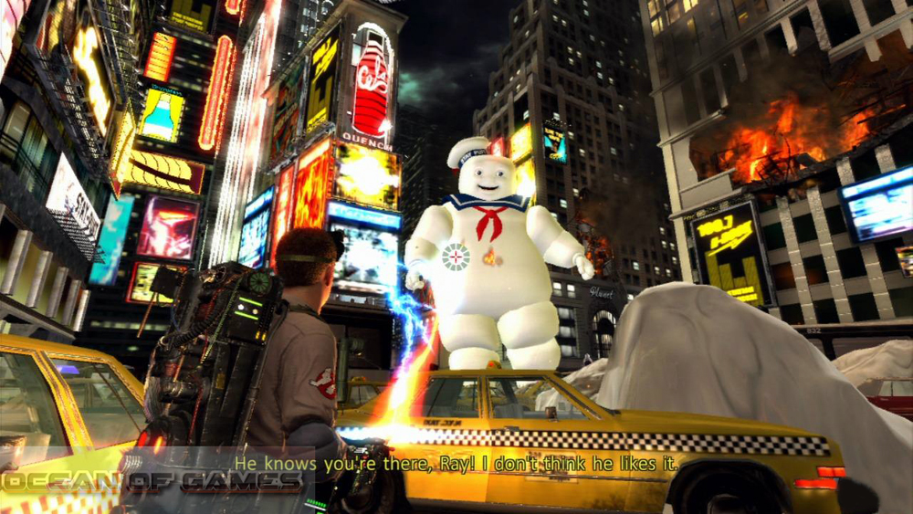 Ghostbusters The Video Game Setup Free Download