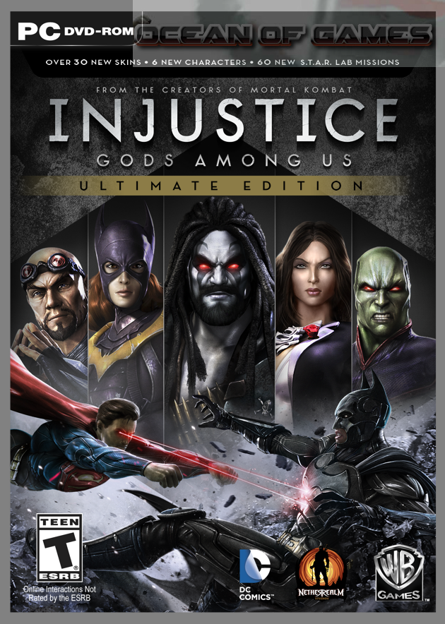 Injustice Gods Among Us Free Download