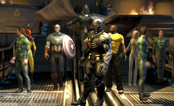 Marvel Ultimate Alliance Download For Free