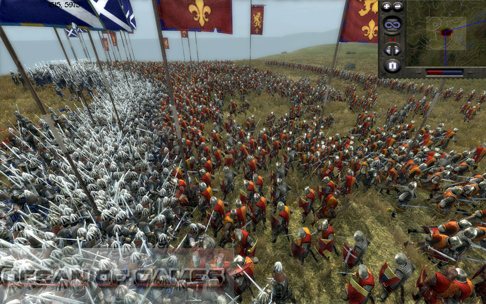 Medieval 2 Total War Setup Free Download
