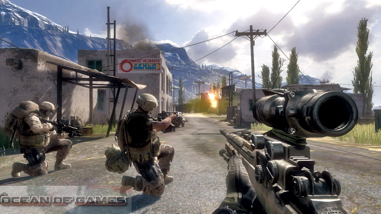 Operation Flashpoint Red River Download For Free