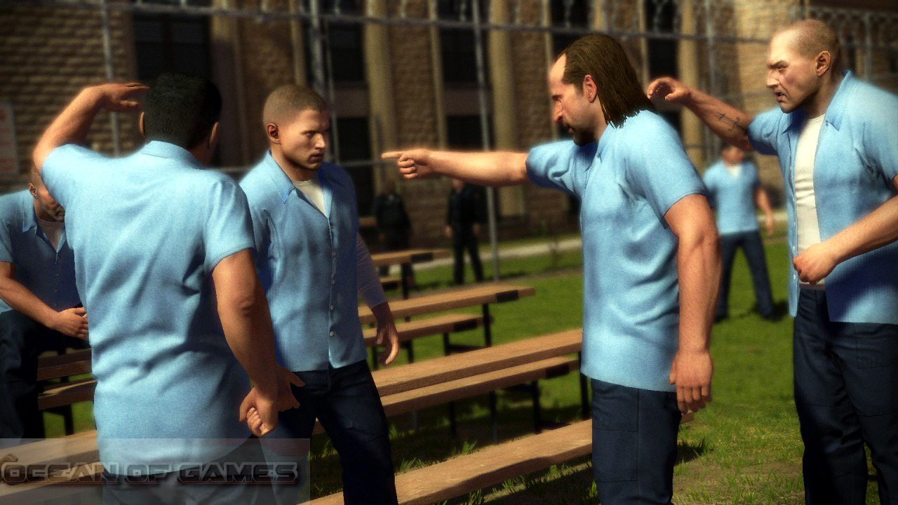 Prison Break The Conspiracy Download For Free