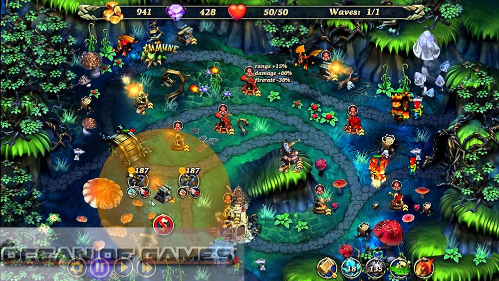 Royal Defense 3 Ancient Menace