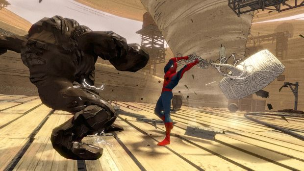 Spider-Man-Shattered-Dimensions-PC-Game-Features
