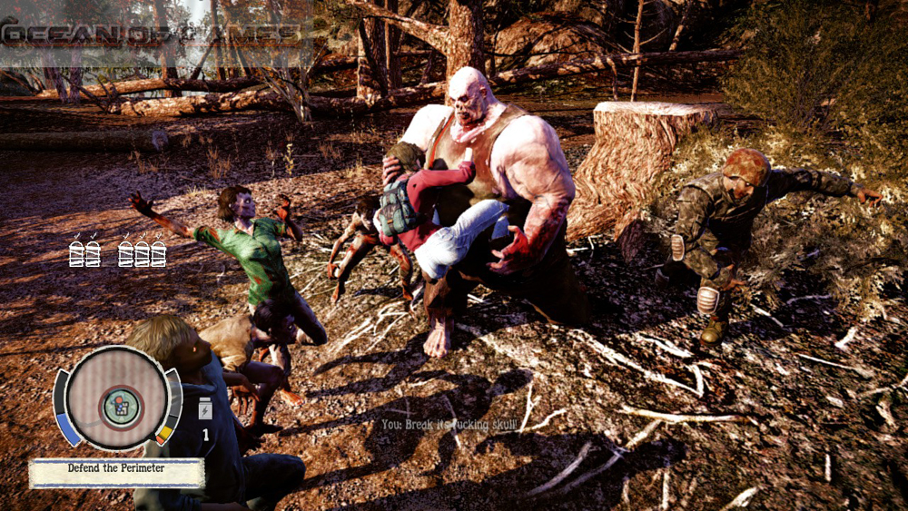 State of Decay Breakdown Download For Free