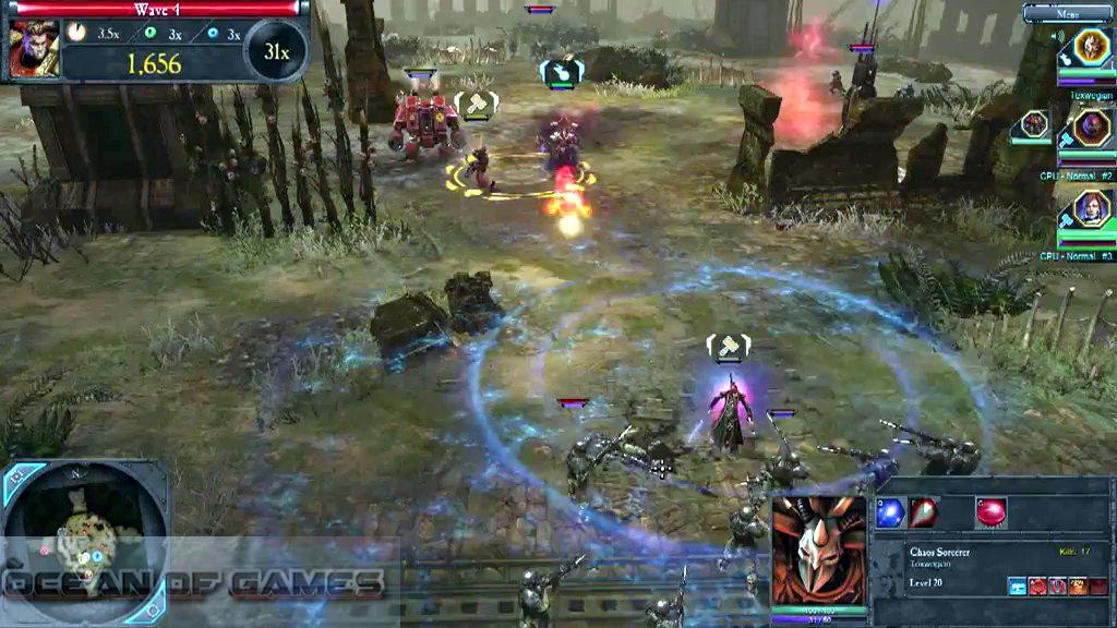 Warhammer 4000 Dawn of War 2 Download For Free