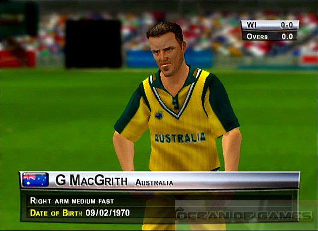 Brian Lara International Cricket 2005 Download For Free