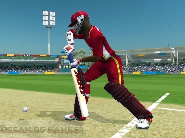 Brian Lara International Cricket 2005 Features