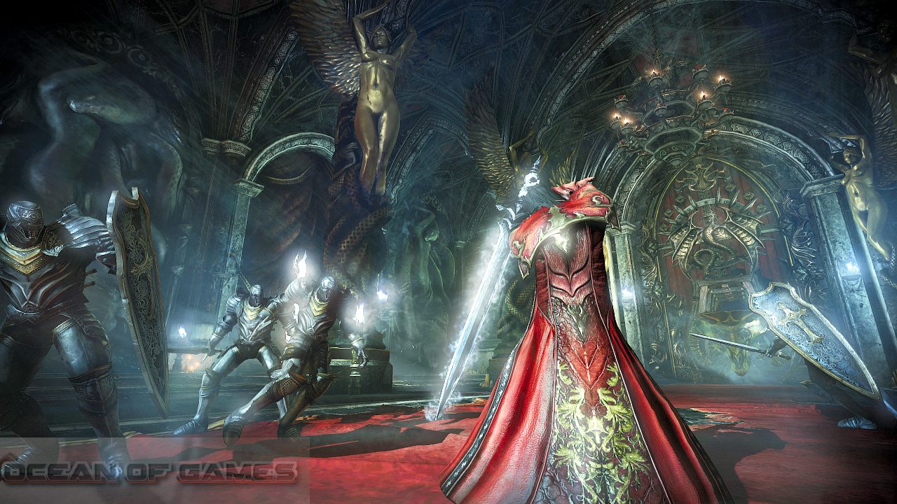 Castlevania Lords of Shadow 2 Features
