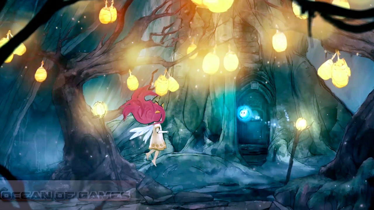 Child of Light Features