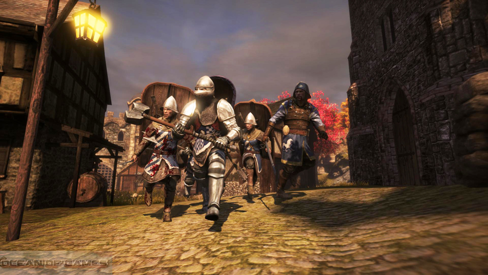 Chivalry Medieval Warfare Features
