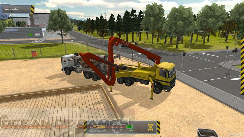 Construction Simulator 2012 Download For Free