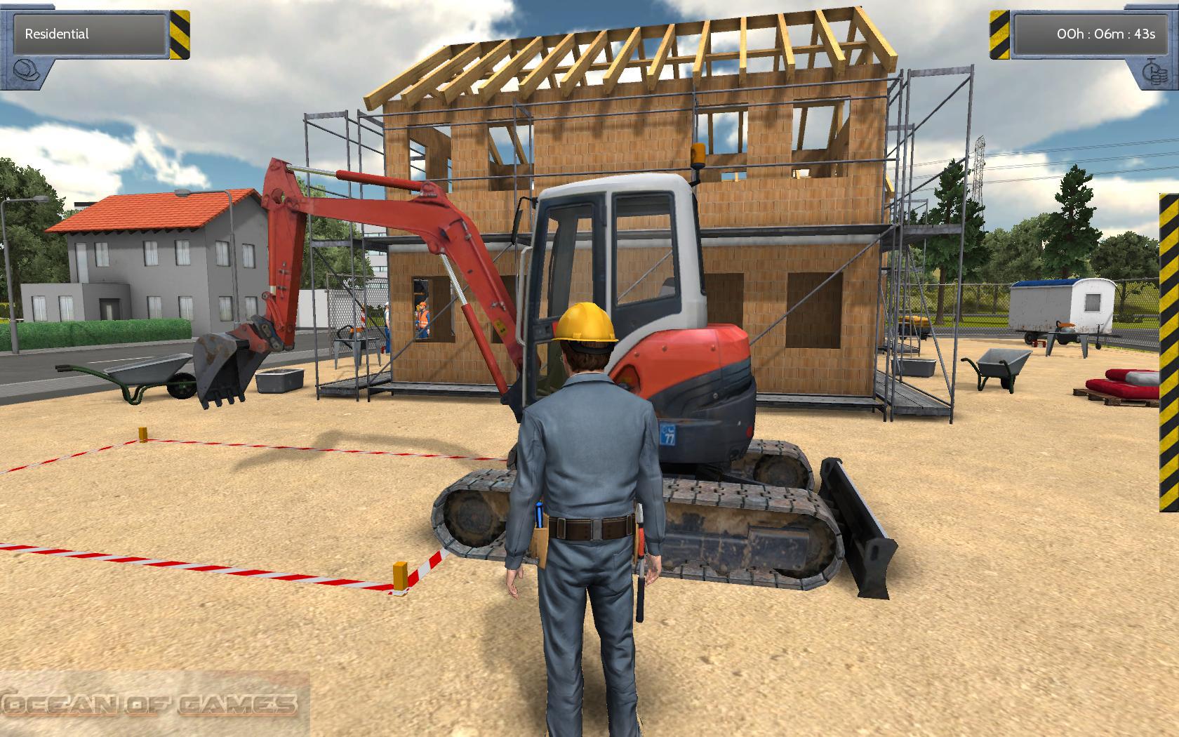 Construction Simulator 2012 Setup Free Download