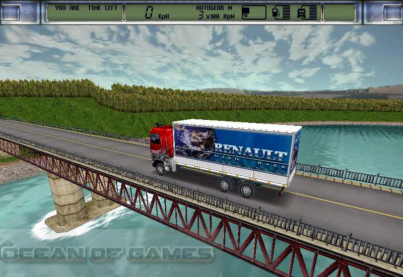 Hard Truck II King of the Road Setup Free Download