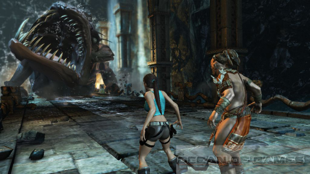 Lara Croft and The Temple of Osiris 2014 PC Game Free Download