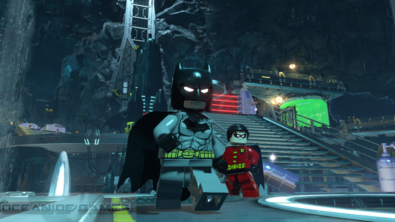 Lego Batman 3 Beyond Gotham Features
