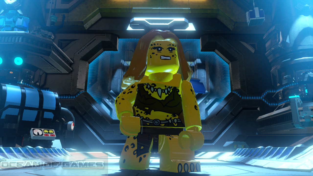 Lego Batman 3 Beyond Gotham Setup Free Download