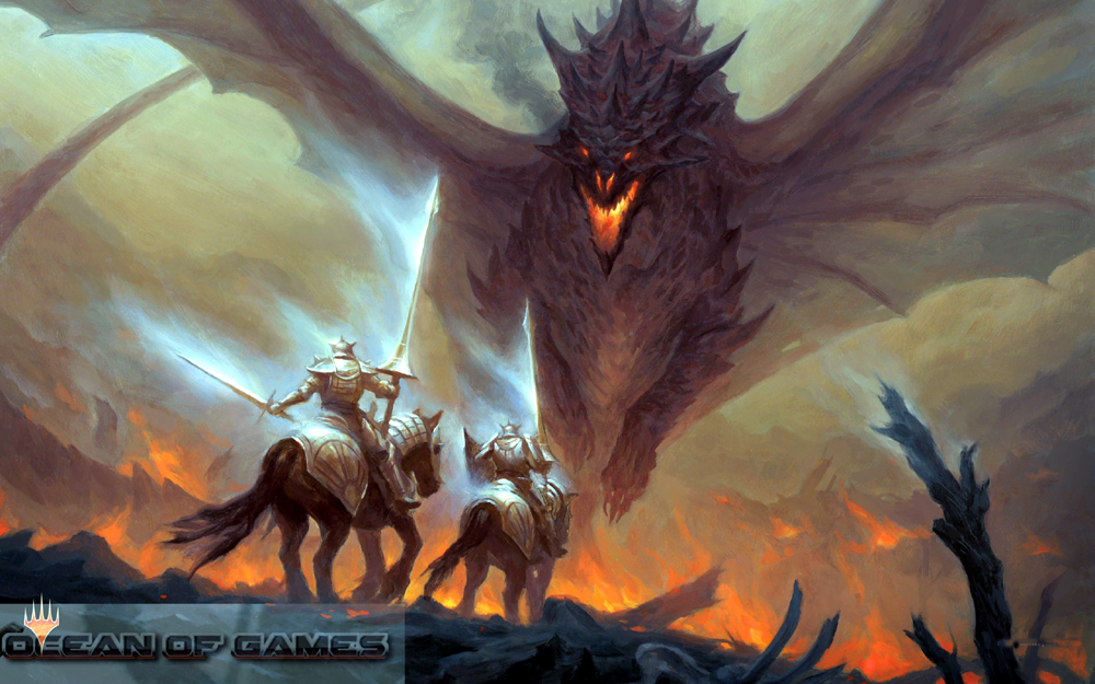 Magic The Gathering-Duels of the Planeswalkers 2014 Setup Free Download