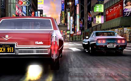Midnight Club 3 Features