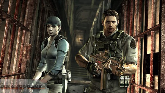Resident Evil HD REMASTER Download For Free