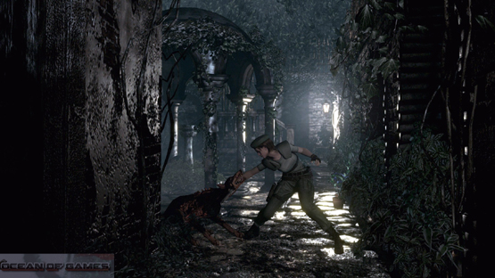 Resident Evil HD REMASTER Setup Free Download