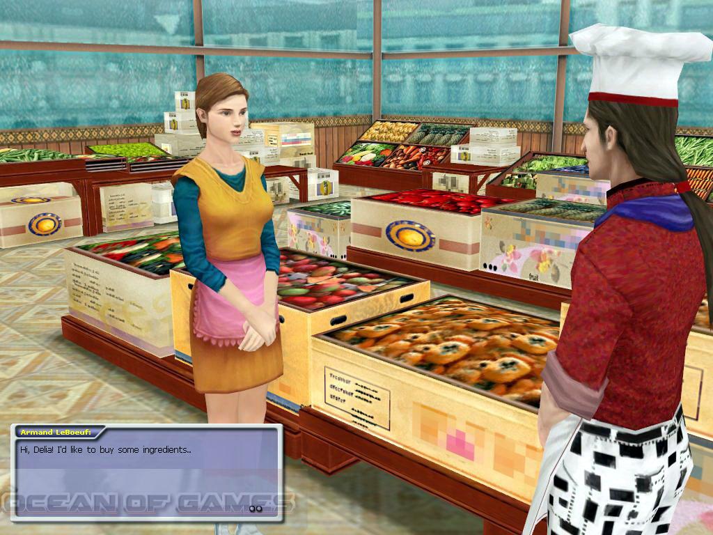 Restaurant Empire 2 Features