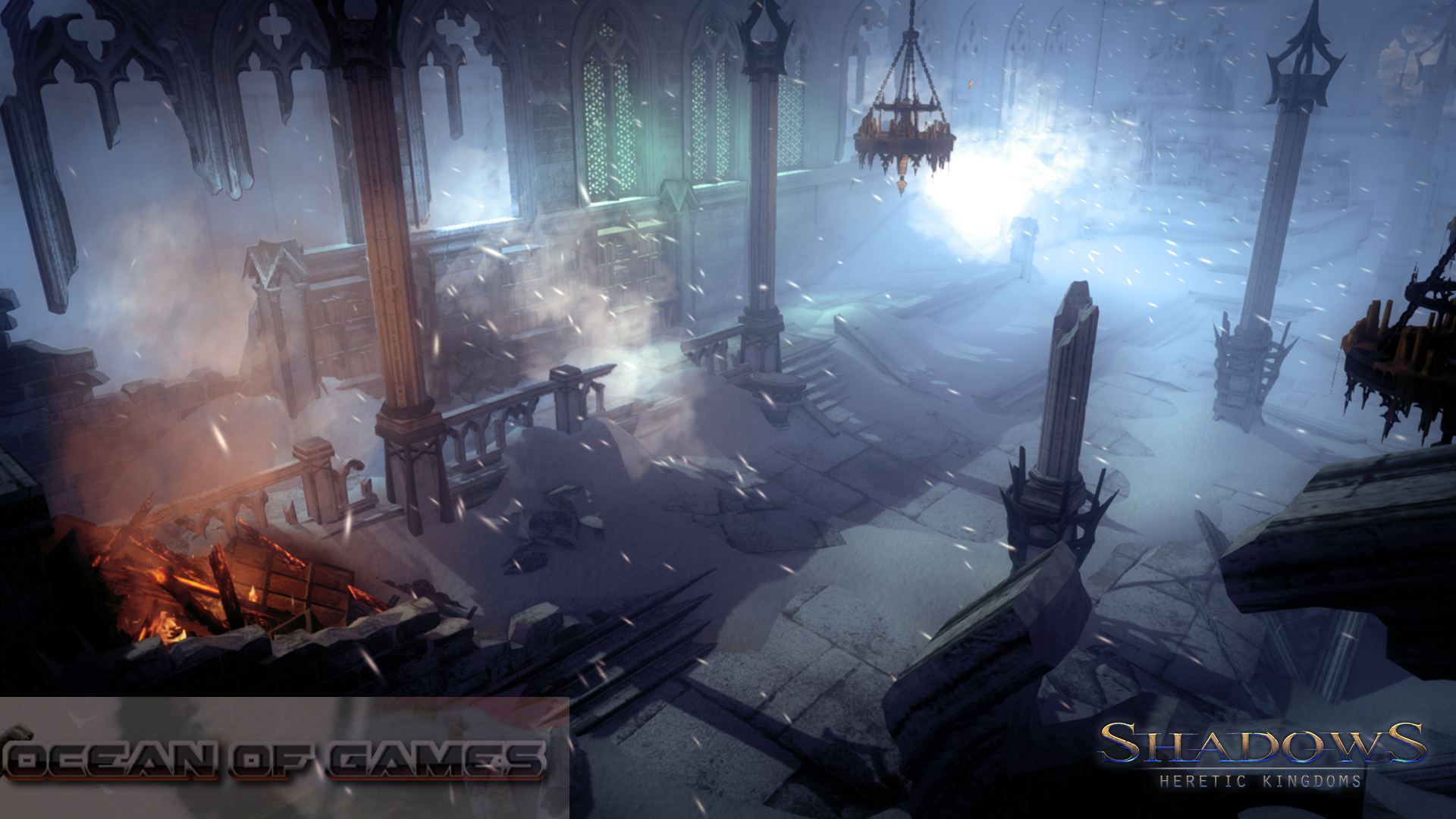 Shadows Heretic Kingdoms 2014 PC Game Free Download