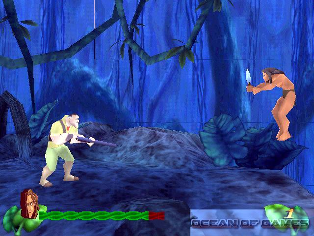 Tarzan PC Game Download For Free